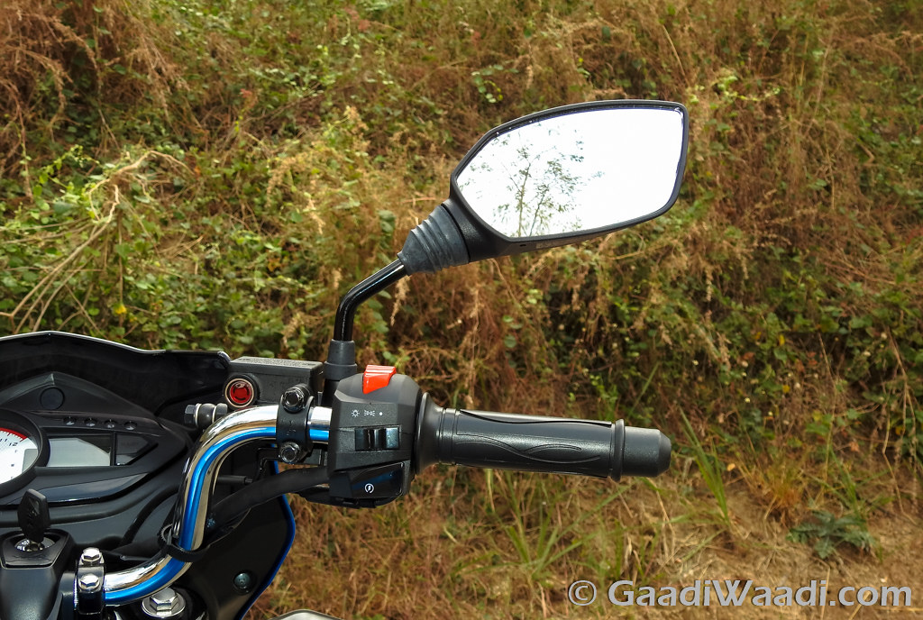 2016 TVS Victor Test Ride Review-22