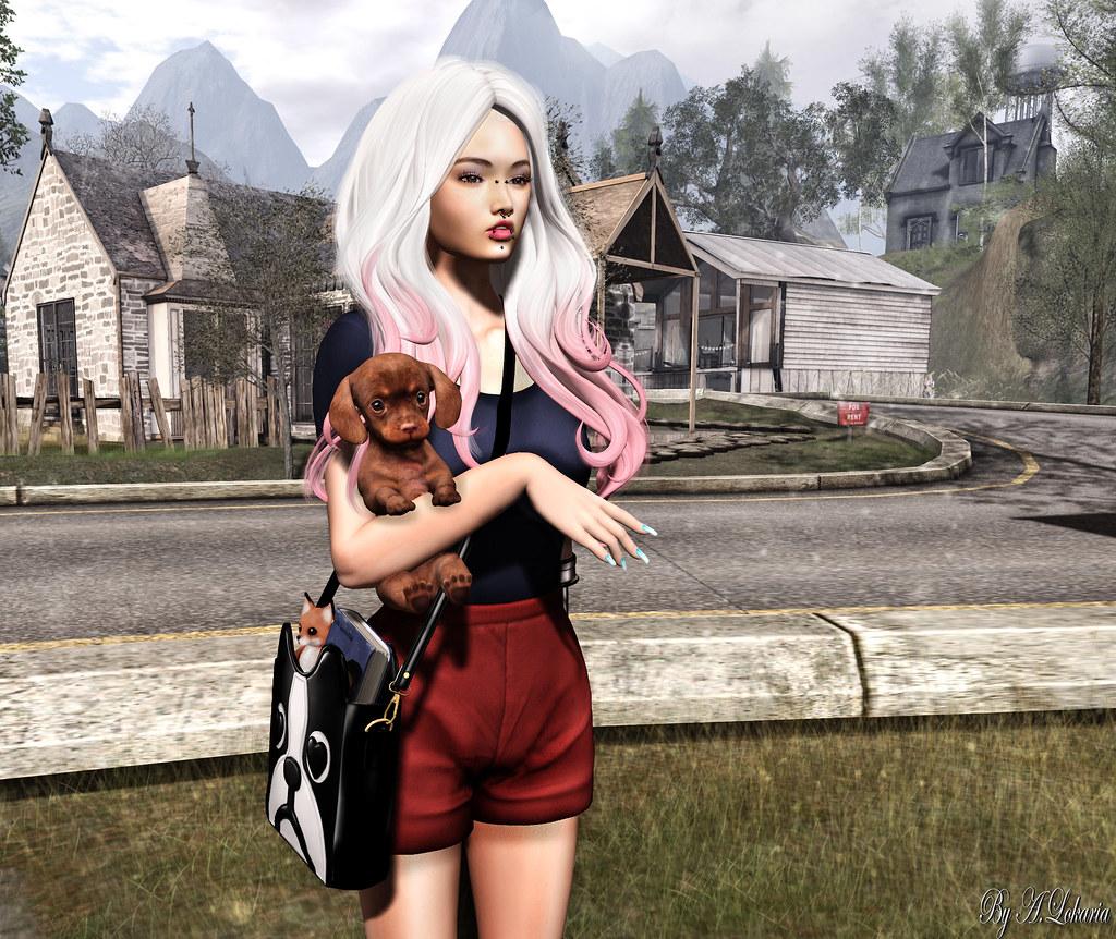 Passejant per vila bonica