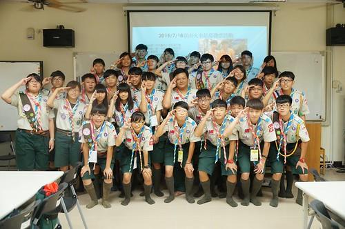 新豐高中-童軍團