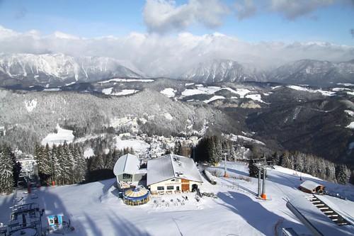 Přijeďte si zalyžovat do rakouské lyžařské oblasti SEMMERING ZAUBERBERG