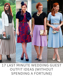 Not Dressed As Lamb | 17 Last Minute Wedding Guest Outfit Ideas (Without Spending a Fortune)