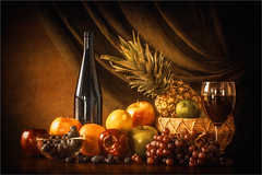 Still Life with Fruit #10
