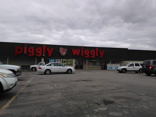 Piggly Wiggly -- Gurley, Alabama