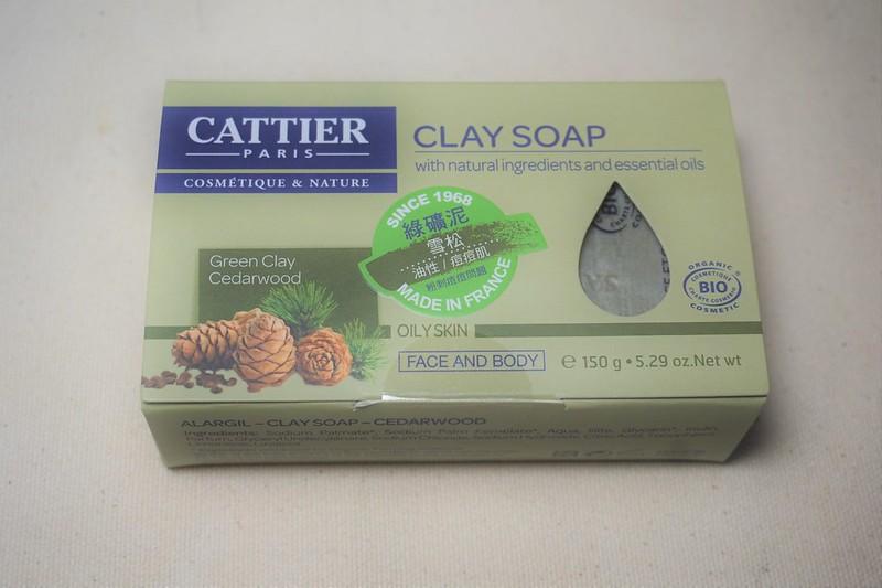 Cattier礦泥皂