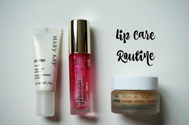 Lip Care Routine 2