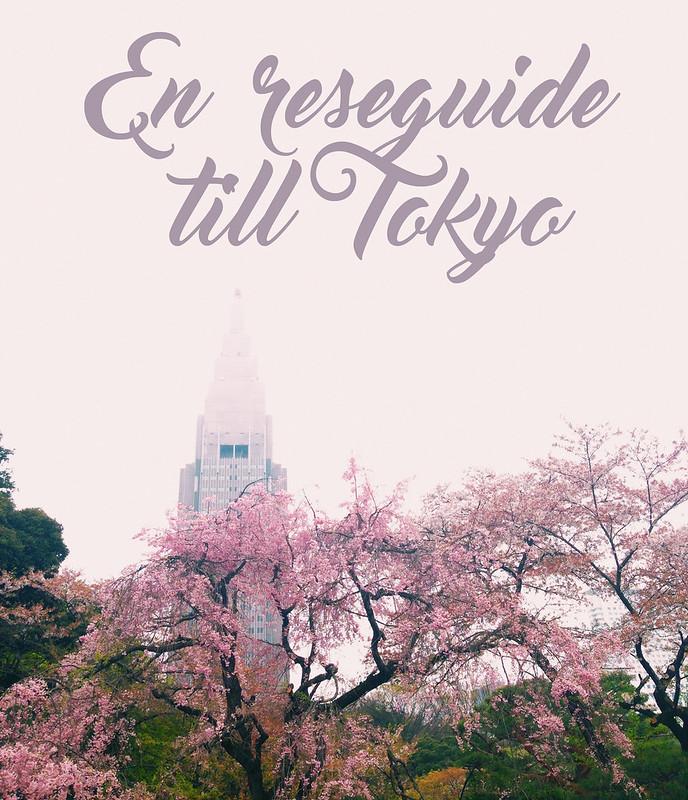 En reseguide till Tokyo