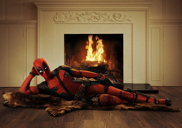 Sultry Deadpool