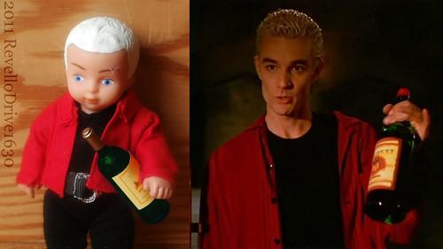 Spike doll