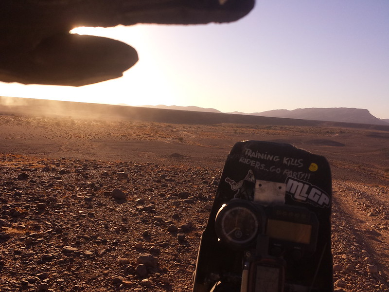 Madness in Sahara Desert Challenge