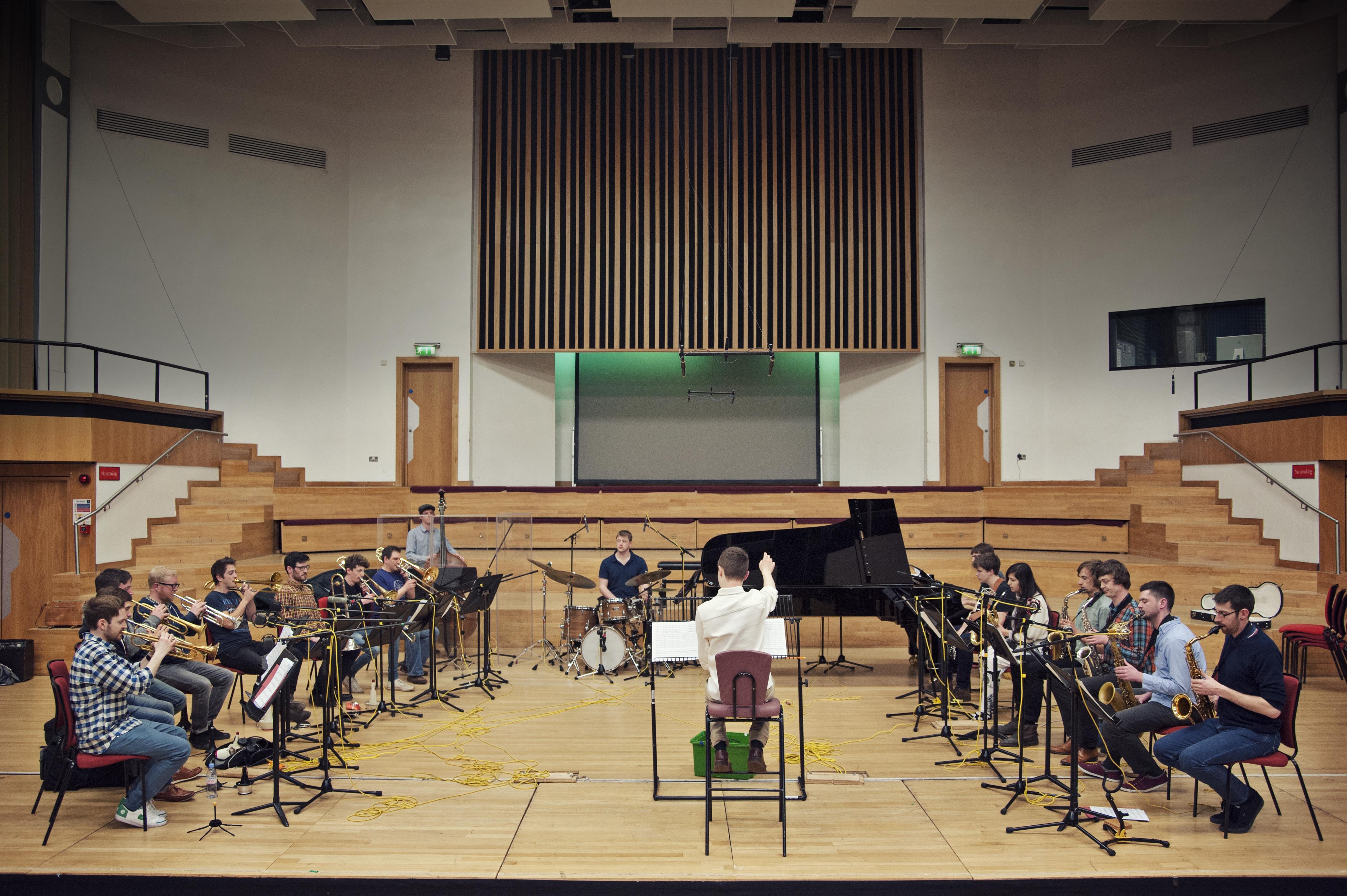 Birmingham Jazz Orchestra