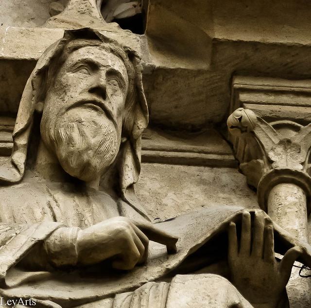 Notre Dame 1 -détail