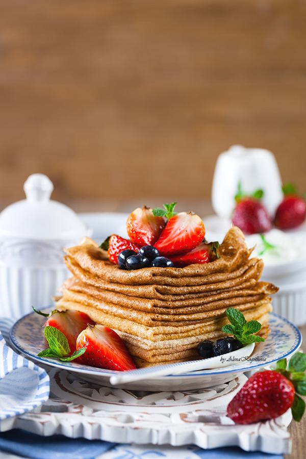 Kefir Pancakes