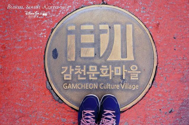 South Korea 2014 - Day 02 Busan Gamcheon Culture Village 14