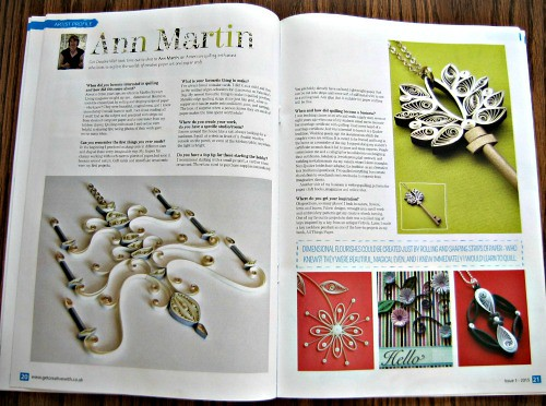 Get Creative with Paper - Ann Martin Interview