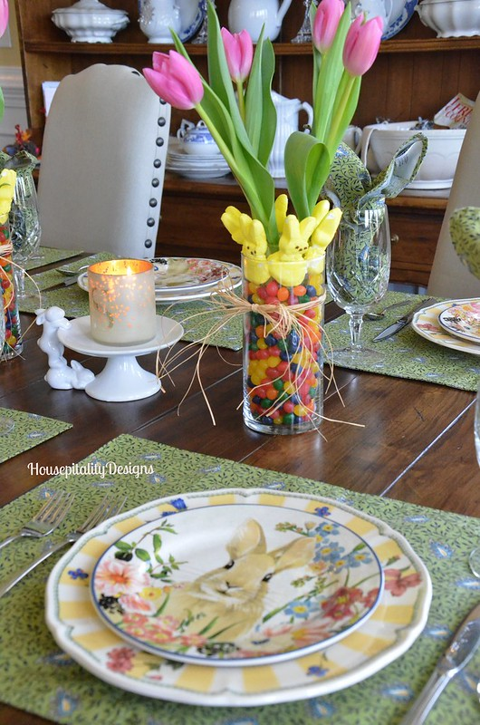 Pottery Barn Bunny Plates - Housepitality Designs