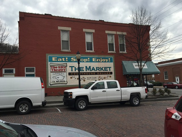 The market cafe on courthouse square