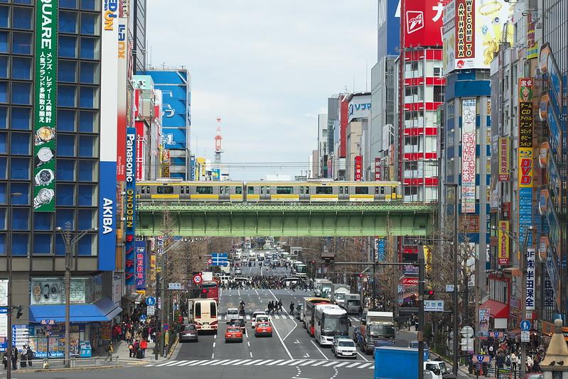 Tokyo Train Story 総武線 2016年3月26日