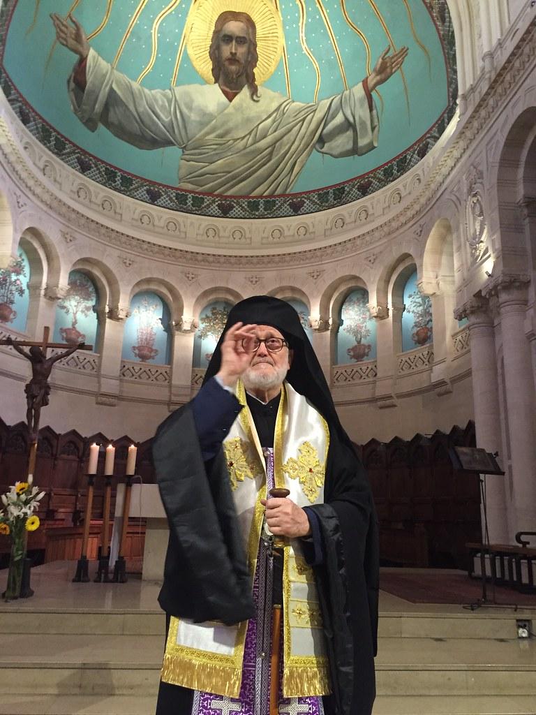 L'assemblée générale extraordinaire de l'Archevêché des églises orthodoxes du 28 mars 2018