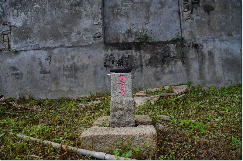 南成功三等三角點(# 730 Elev. 46 m) 1