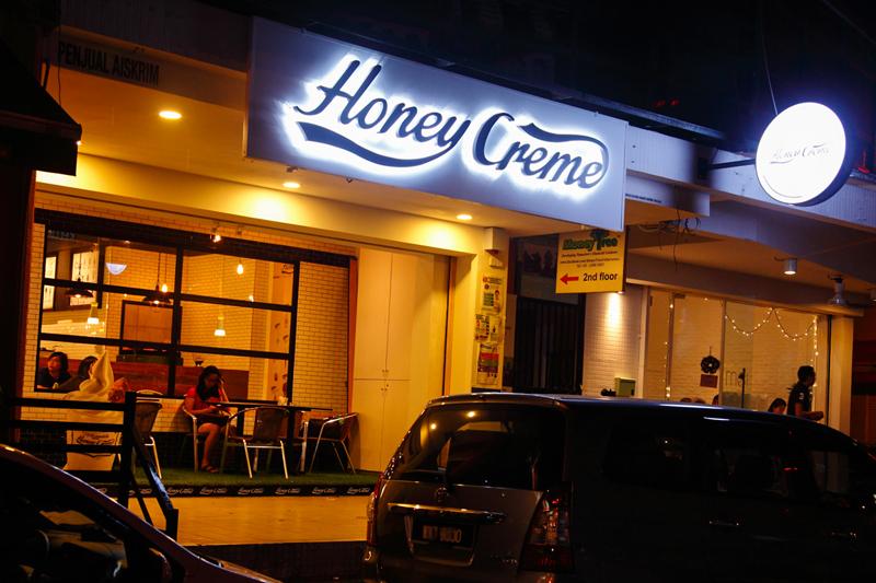 Honey Creme Soft Serve Desa Sri Hartamas