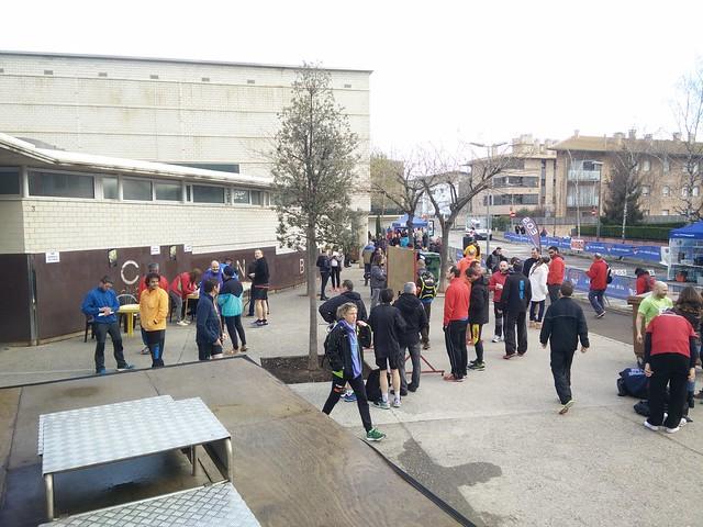 2016 - 22a Mitja Marató del Pla de l'Estany + 9a Volta Popular a l'Estany