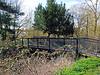 A Bridge Over The River Crane, Crane Park, Twickenham - London.