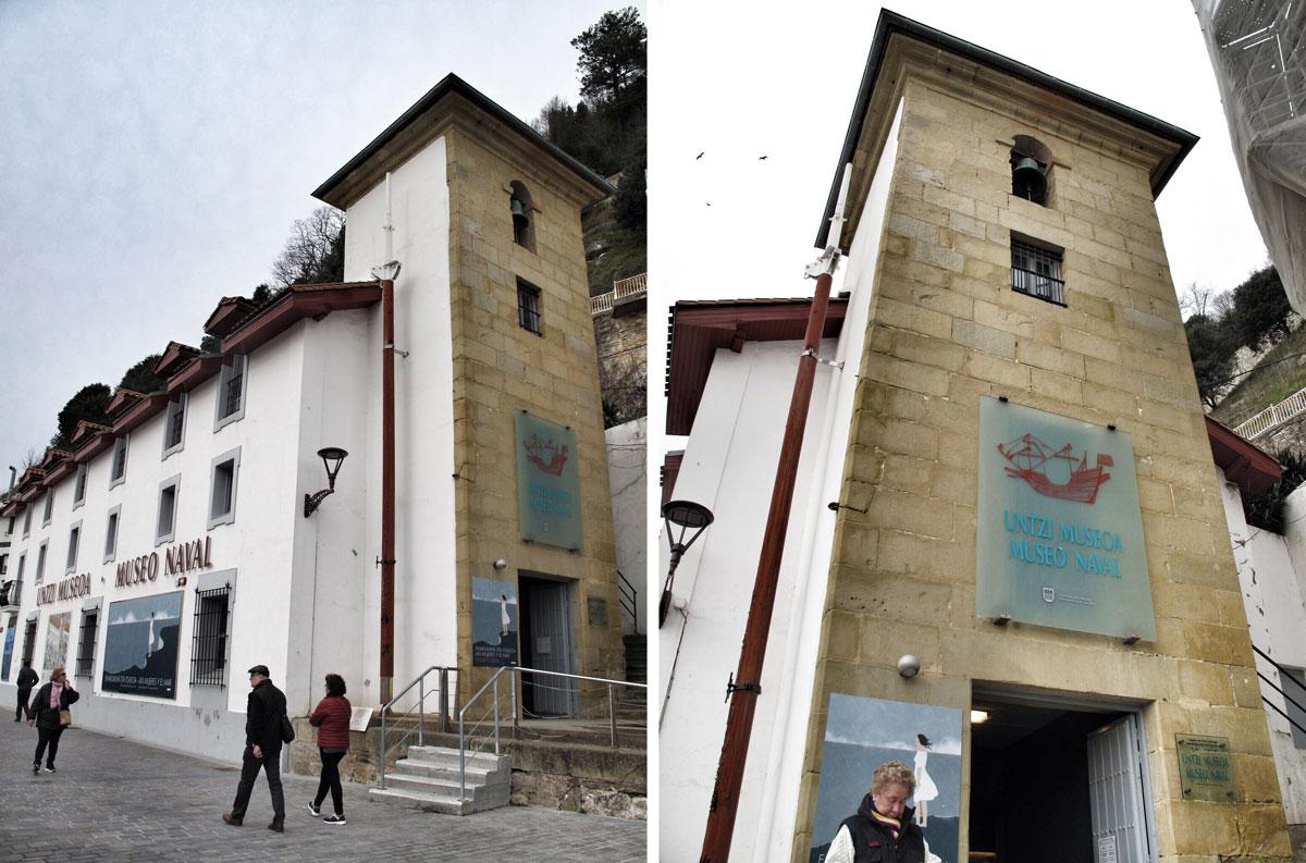 Untzi Museoa-Museo Naval_patrimonio casa torre_consulado_muralla_arquitectura_rehabilitacion_casa torre
