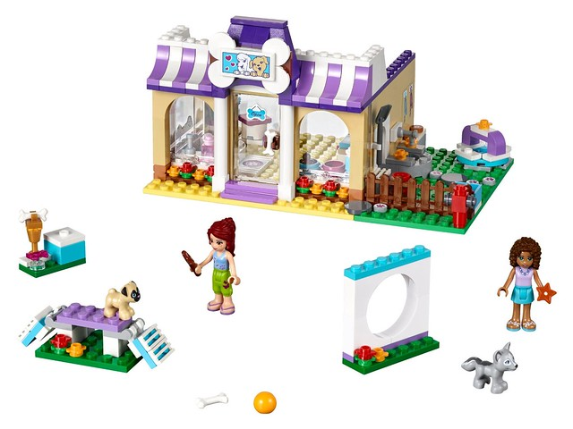 LEGO Friends 41124 - Puppy Daycare