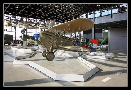 Soest NL - National Military Museum - Aviolanda Curtiss P-6E Hawk I 02