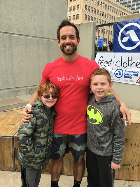 Feed, Clothe, Love (and Lift) with Rich Froning, Amarillo Mission 2540