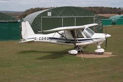 G-CDRO Popham Ikarus Comco C-42
