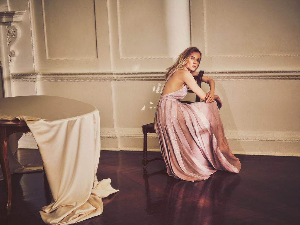 Диана Крюгер — Фотосессия для «The Edit» 2016 – 2