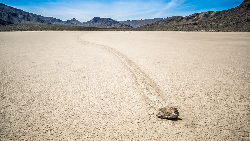 Racetrack, Death Valley, United States picture