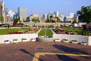 Nakanoshima, Rose Garden -1 (May 2011)