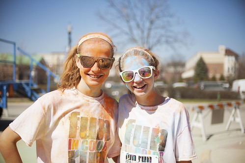 2016 Fun Run In Color Slideshow