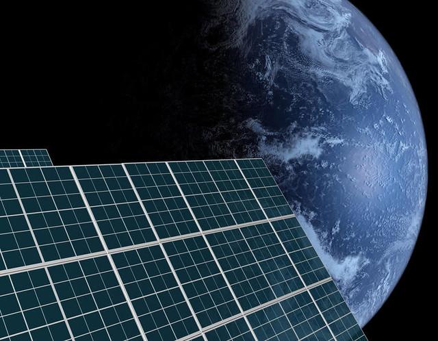 EarthSolarPanel