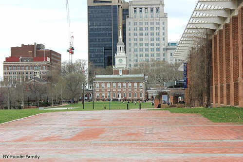 Independence Hall Visitor Center