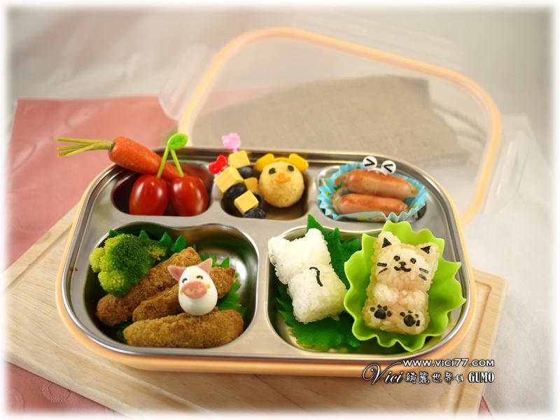 0330立體熊兒童餐038