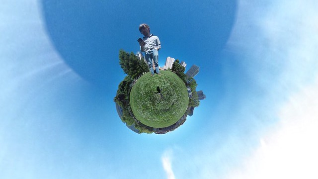 Little planet big world
