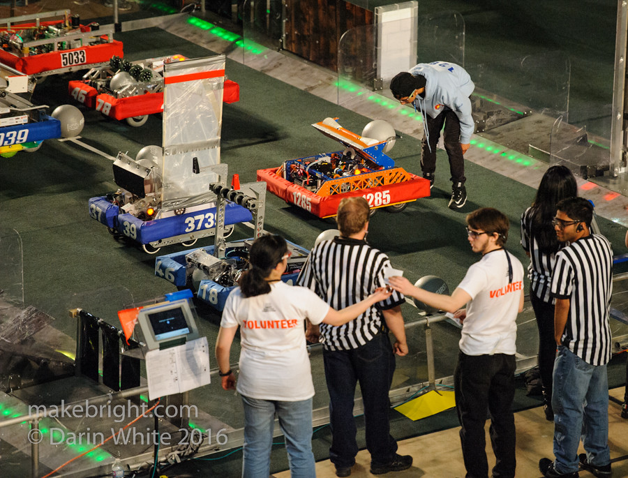FIRST Robotics Regionals - UW - April 2016 051