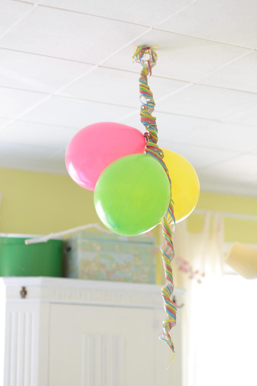 Vappu balloons