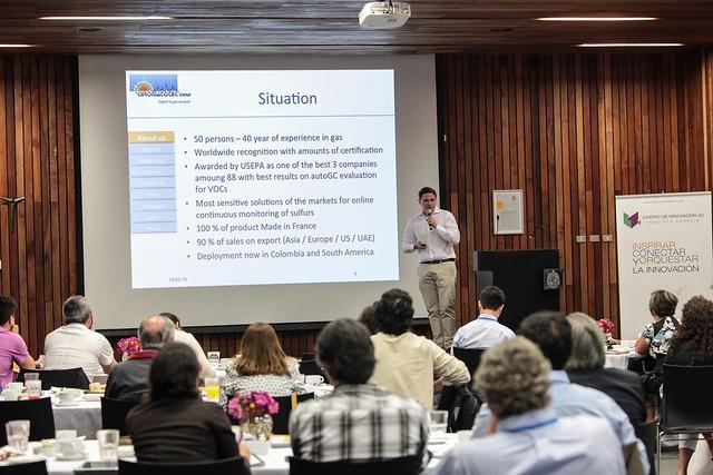 Seminario Contaminación Orgánico atmosférica: el nuevo desafío de Chile