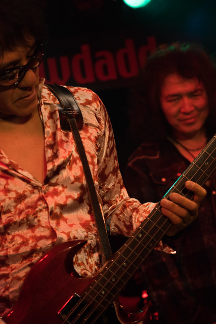 TONS OF SOBS live at Crawdaddy Club, Tokyo, 16 Apr 2016 -00328