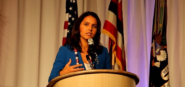 041016 Rep. Tulsi Gabbard Honors 442nd (1)