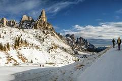 Val di Fiemme zběžecké stopy