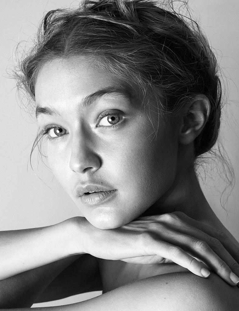 Джиджи Хадид — Фотосессия для «Vogue» DE 2016 – 5