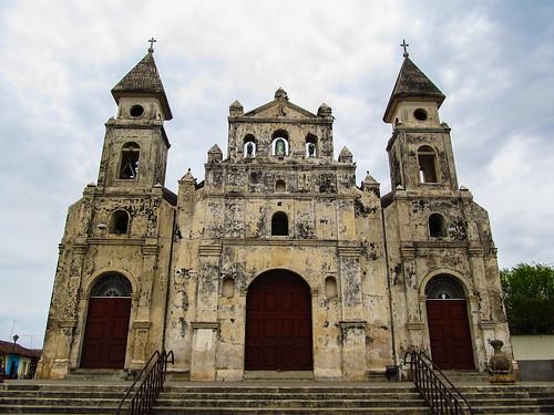Granada: la Chapelle du Sacré-Coeur ou la Paroisse de Guadalupe