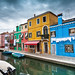 Isola di Burano, Venezia