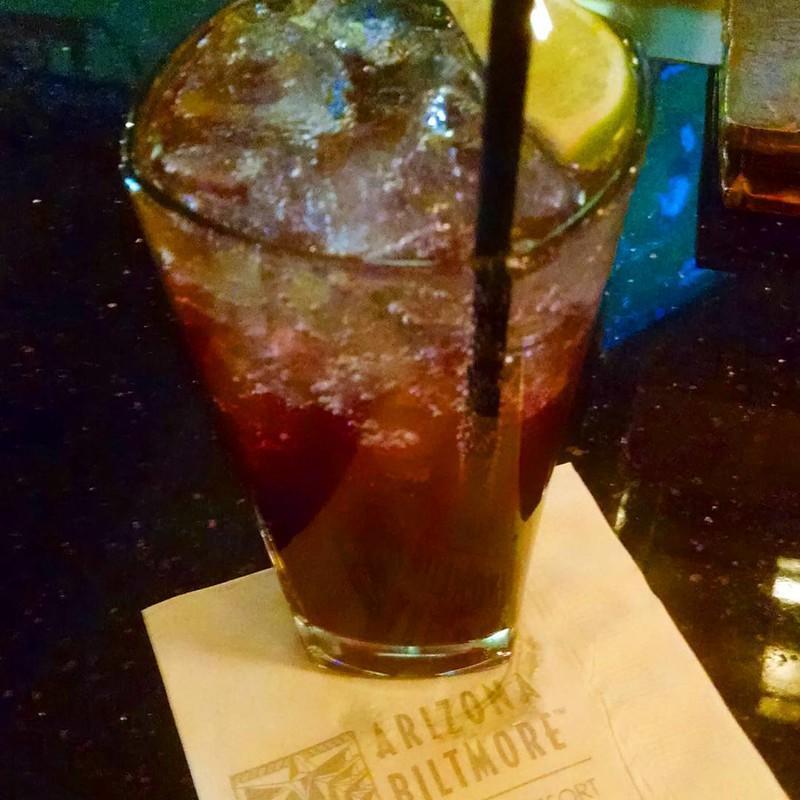 Original Tequila Sunrise #Phoenix