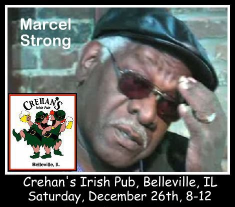 Marcel Strong 12-26-15